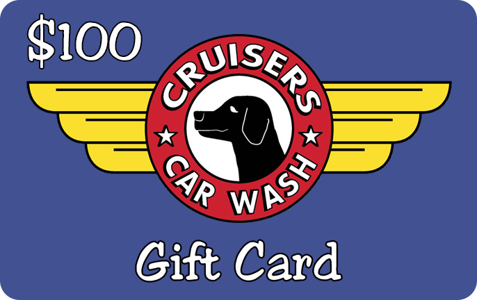 Cruisers Car wash. Navigation. Gift Cards · Locations; Services